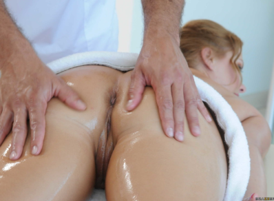 O massagista da minha esposa